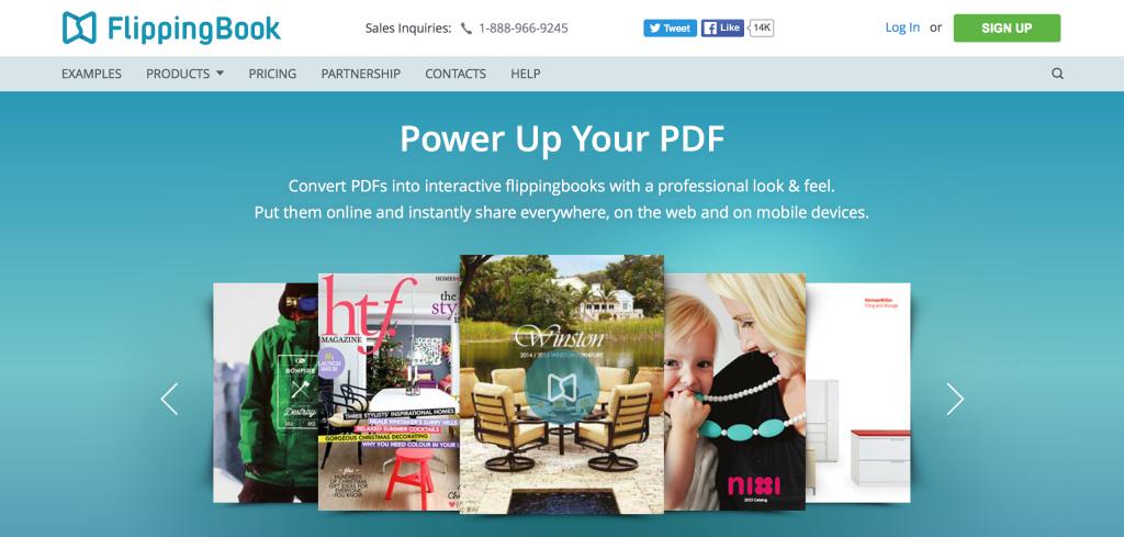flippingbook free flipbook software