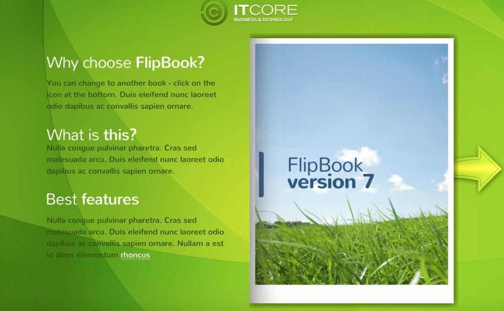 IT Core flipbook version 7